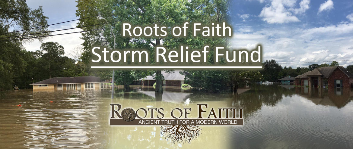Roots of Faith Storm Relief Fund